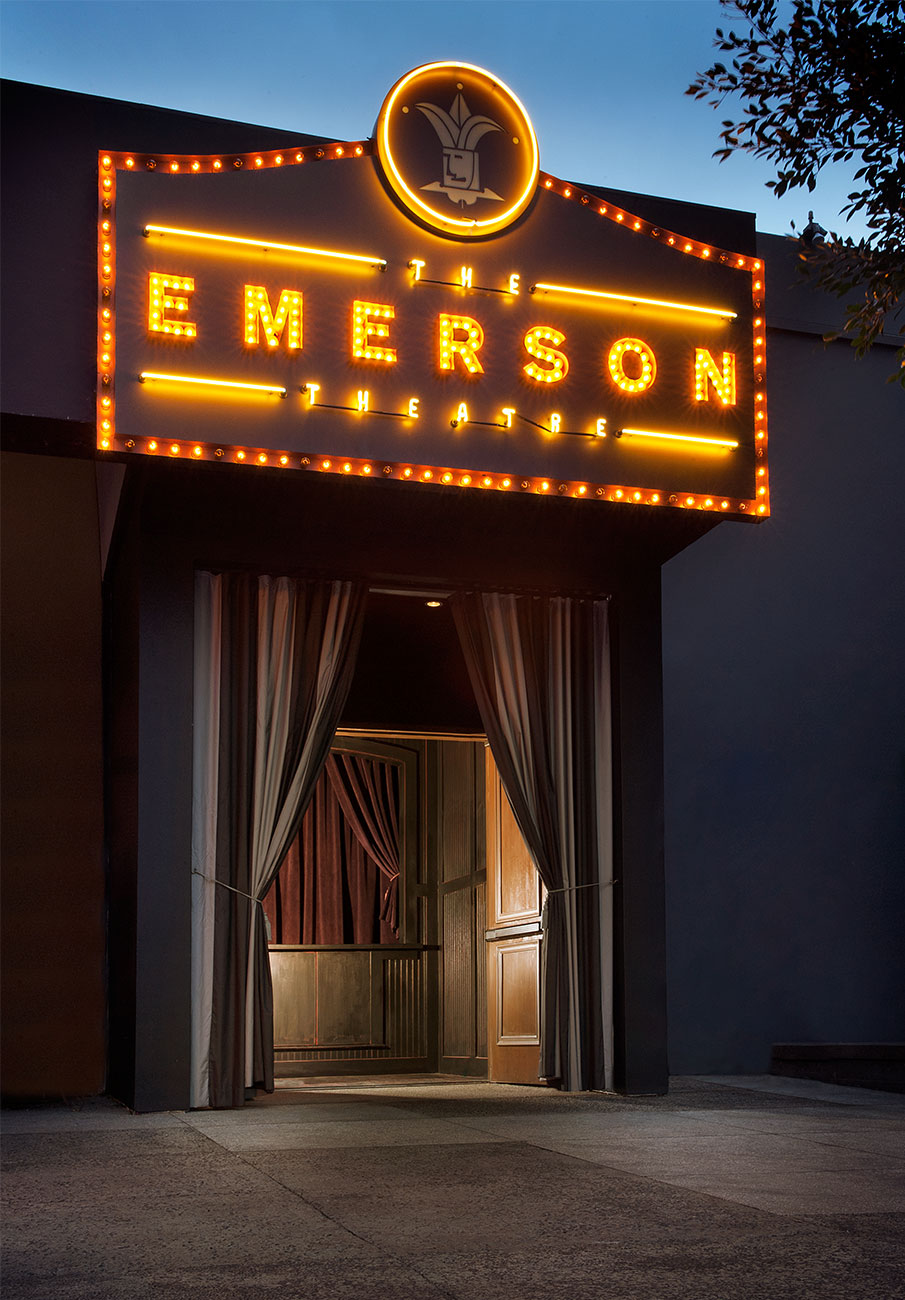 Emerson by Mark Zeff Design