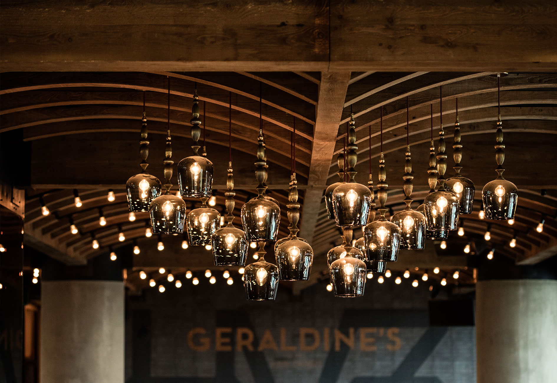 GERALDINES by Mark Zeff Design