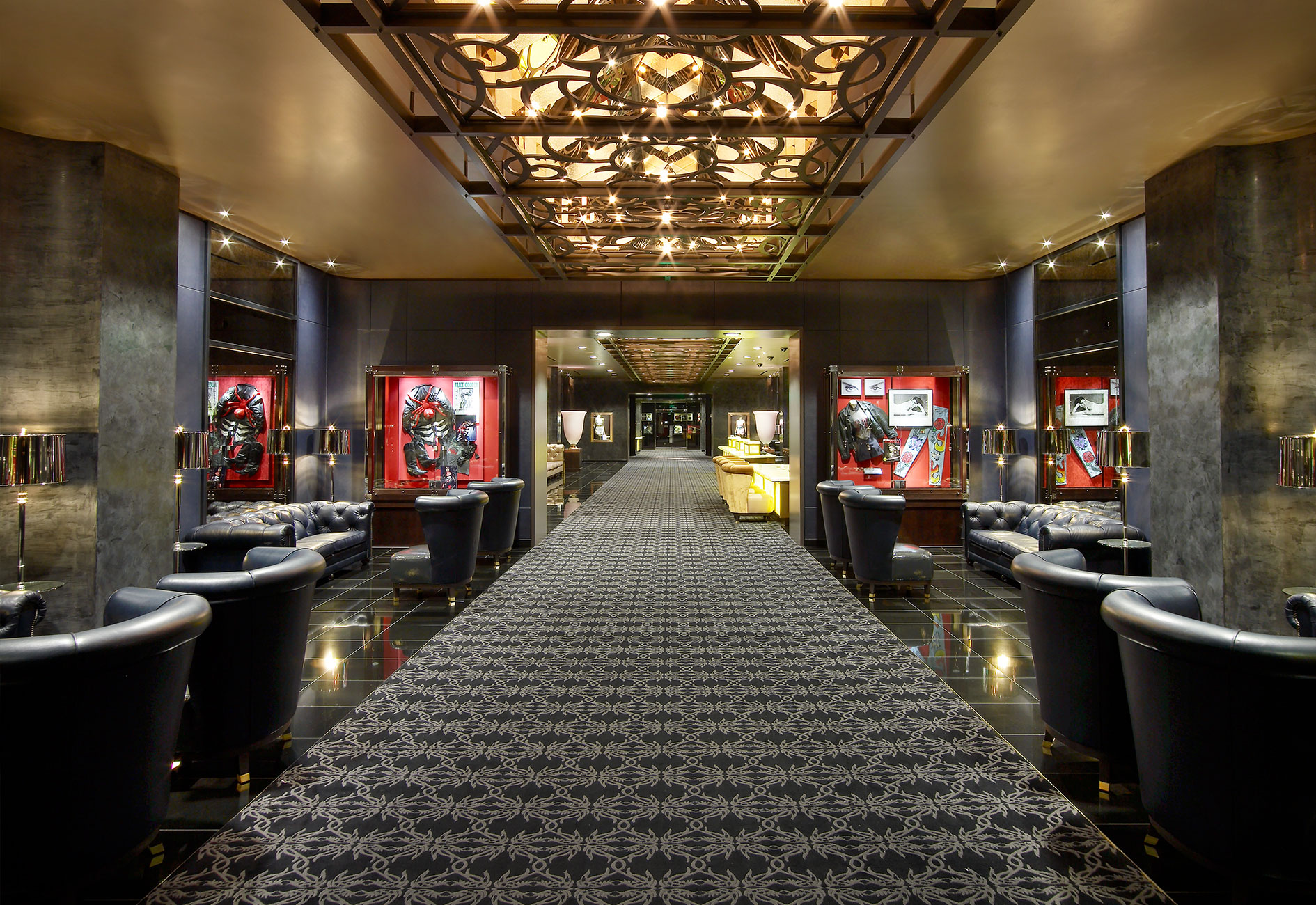 HARD ROCK HOTEL by Mark Zeff Design