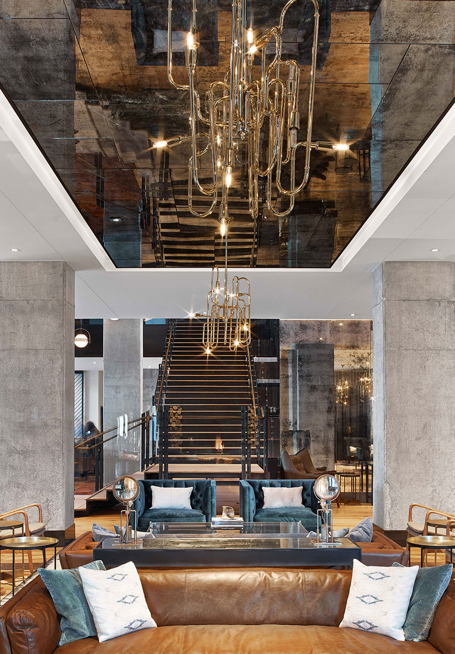 HOTEL VAN ZANDT by Mark Zeff Design