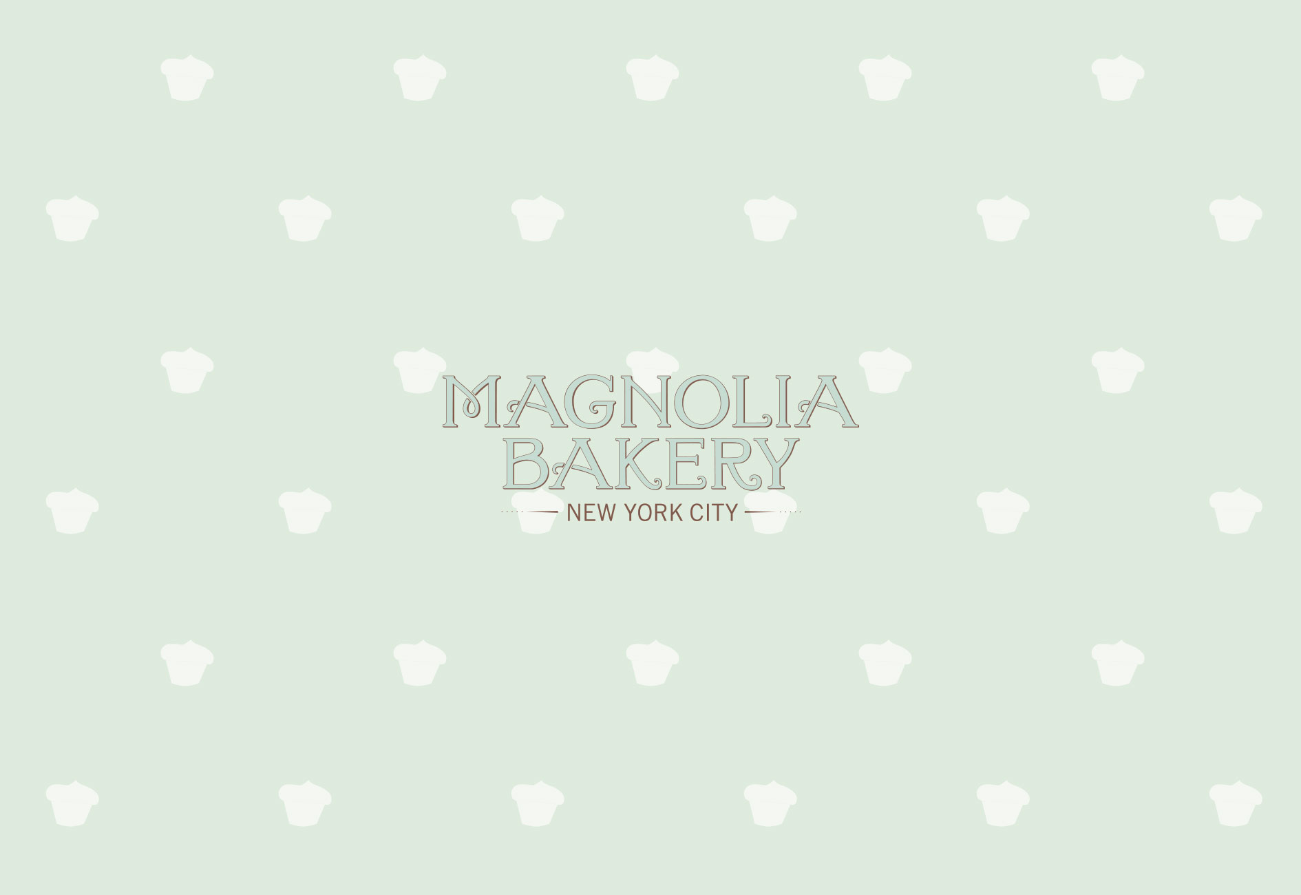 MAGNOLIA BAKERY BRANDING by Mark Zeff Design