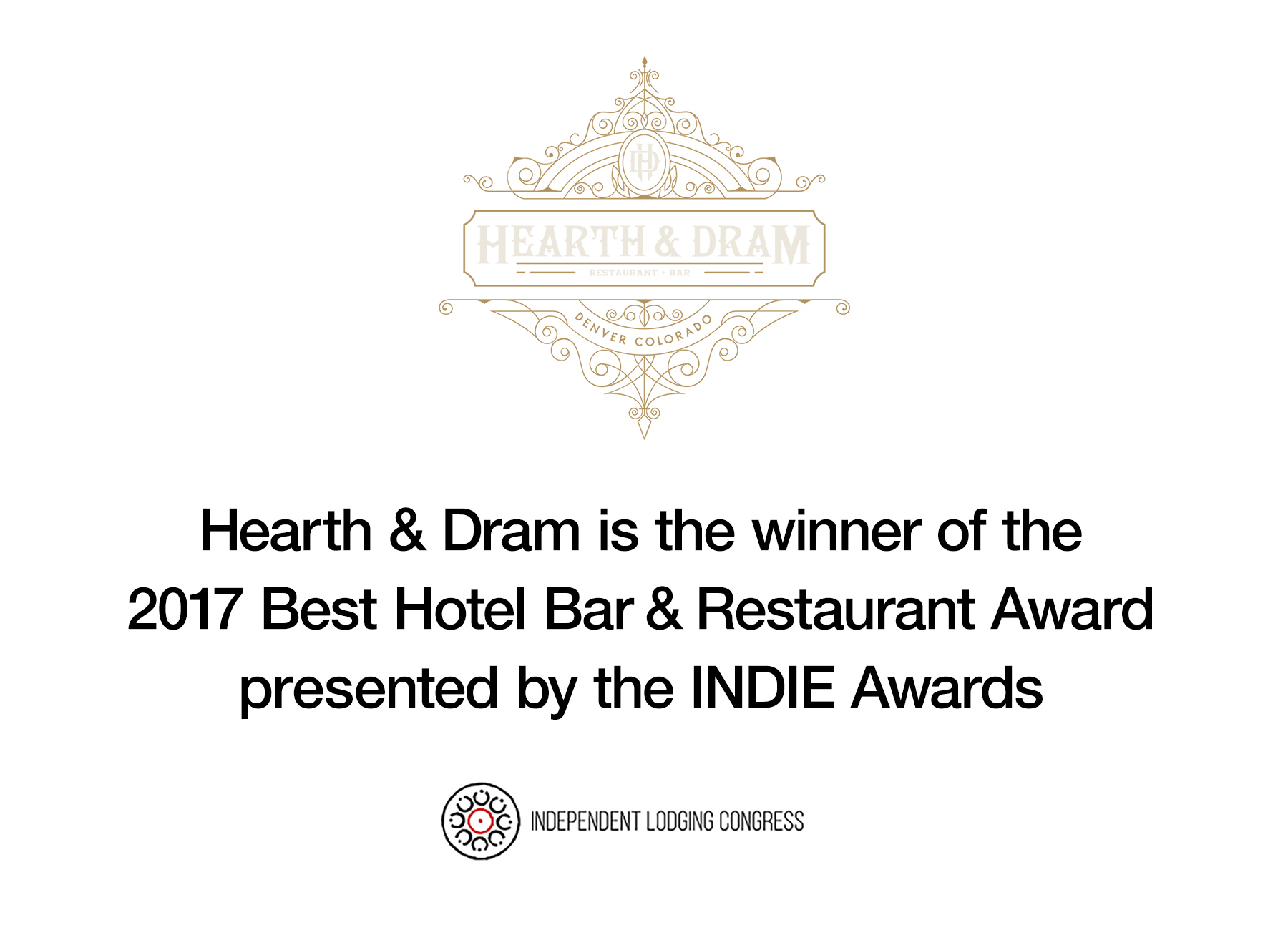 Award Winner: Hearth & Dram Hotel designed by MARKZEFF